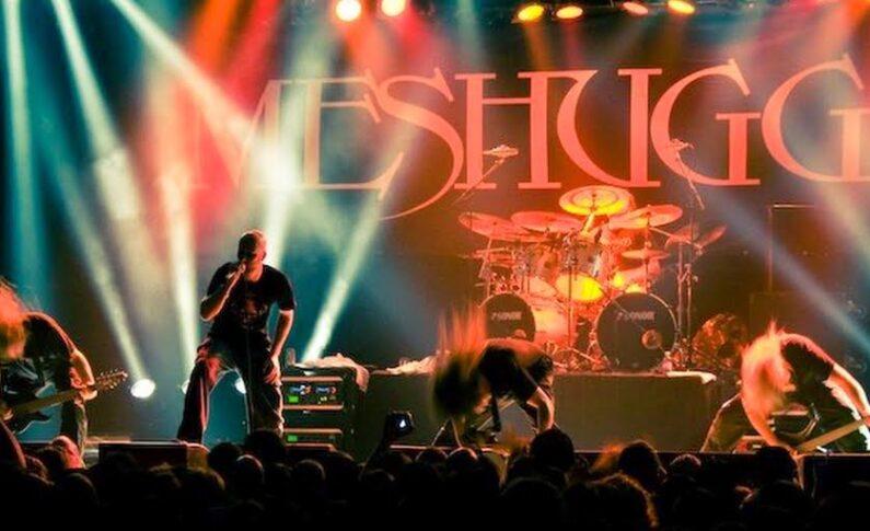 Meshuggah zapowiada powrót Fredrika Thordendala na nowej płycie