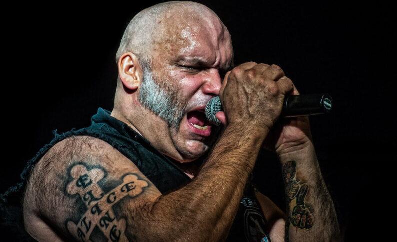 """Blaze Bayley przypomina, że Iron Maiden był """"w stanie wojny z grunge"""""""