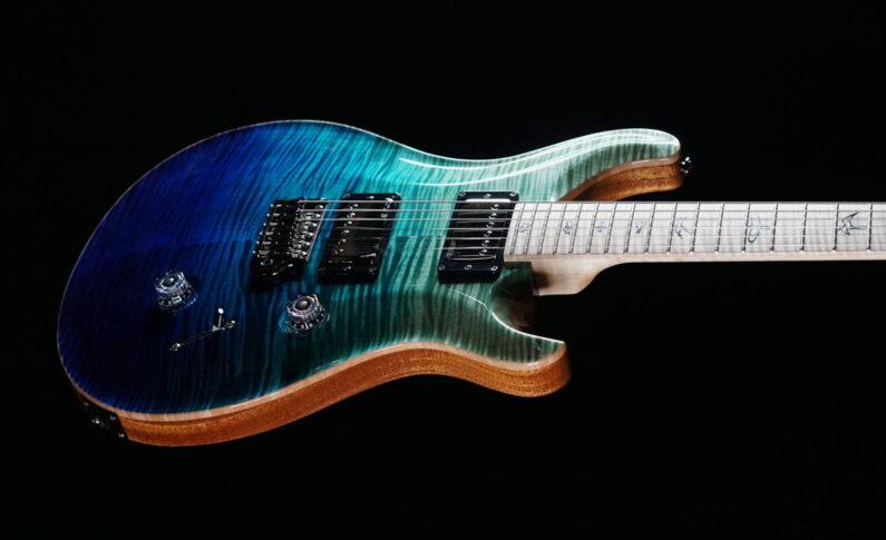 PRS Guitars Europe Wood Library Custom 24 Fade