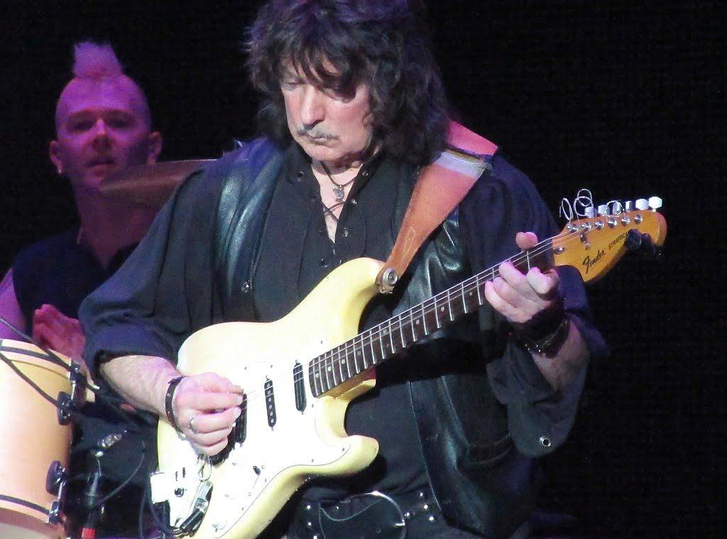 Ritchie Blackmore powrócił na moment do swoich muzycznych korzeni