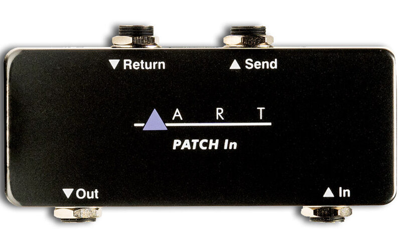 ART Patch In wkrótce w Arcade Audio