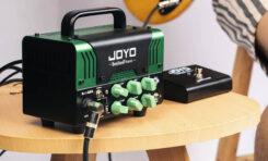 Nowe zdjęcia wzmacniacza basowego Joyo BadASS