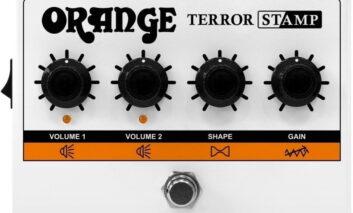Orange Terror Stamp - test