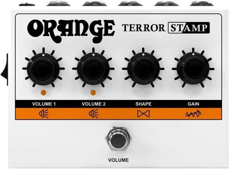 Orange Terror Stamp – test