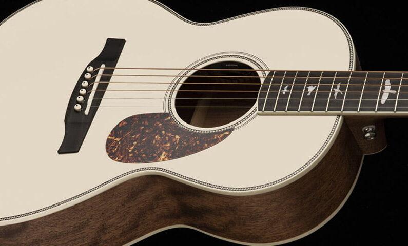 SE P20E Antique White – limitowana gitara PRS