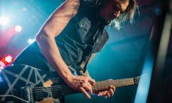 Gitarzysta Alex Scholpp: mój sprzęt po prostu leży w kejsach i czeka