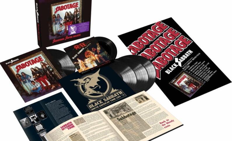 "Black Sabbath ""Sabotage"" - Super Deluxe Edition"