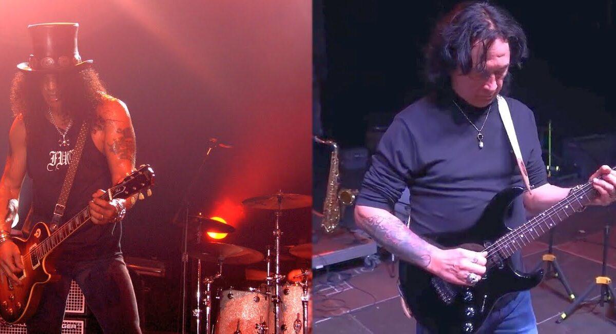 Slash nagra premierowy kawałek w duecie z Janem Borysewiczem!