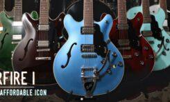 Spółka Gama z Gdańska została dystrybutorem gitar marki Guild w Polsce!