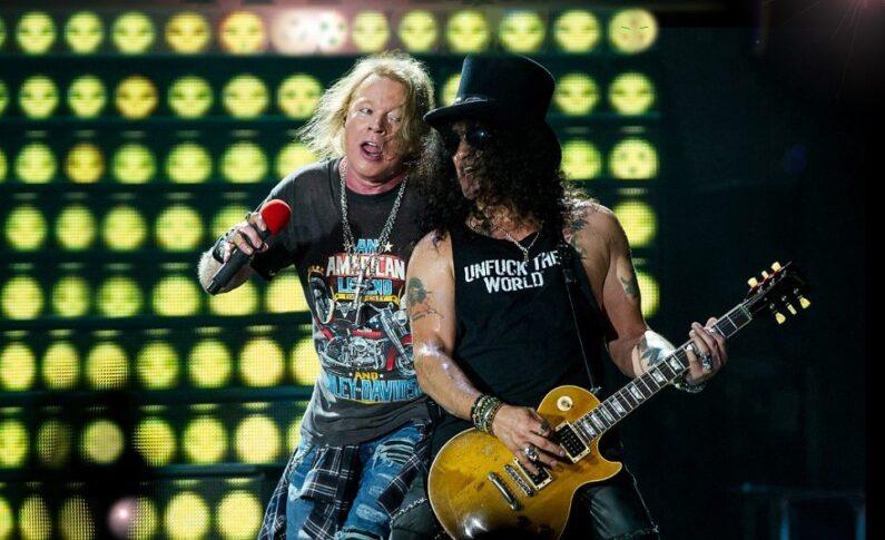 Guns N' Roses wracają do Polski w 2022 roku