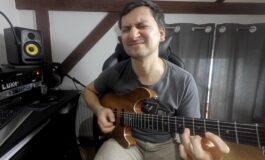"""Łukasz Kulczak """"Song for Allan"""" - w hołdzie wielkiemu gitarzyście"""