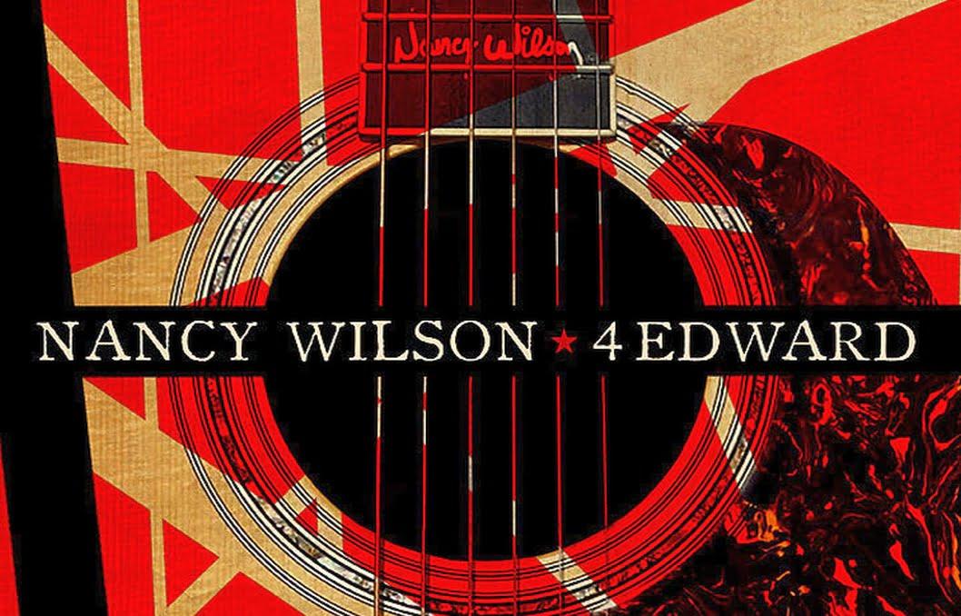 """Nancy Wilson publikuje utwór """"4 Edward"""" w hołdzie Eddiemu Van Halenowi"""
