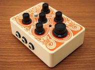 Orange Acoustic Pedal – nowy preamp do akustyków