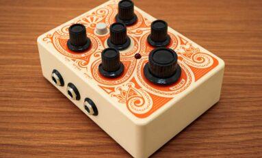 Orange Acoustic Pedal – nowy preamp do akustyków