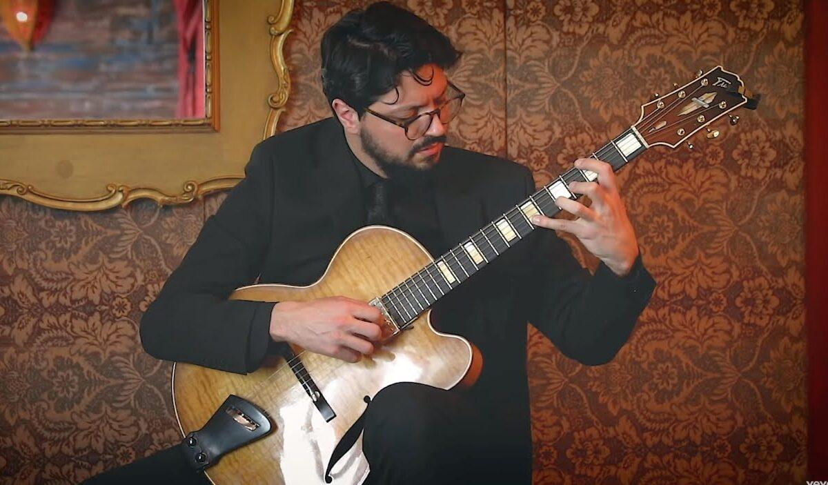Pasquale Grasso – trzy jazzowe płyty od gitarowego indywidualisty