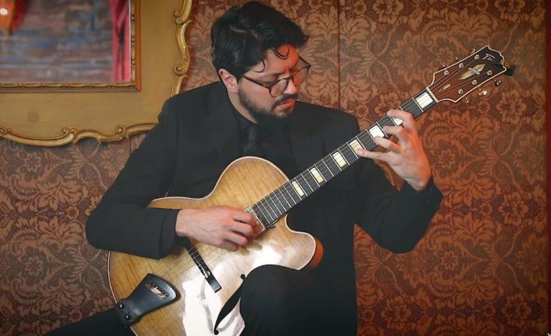 Pasquale Grasso - trzy jazzowe płyty od gitarowego indywidualisty