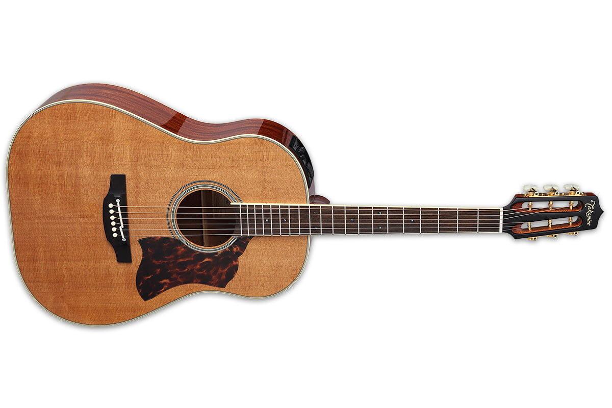 Jake Allen prezentuje gitarę Takamine CRN-TS1