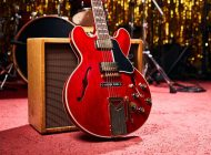 Gibson Marcus King 1962 ES-345 With Sideways Vibrola