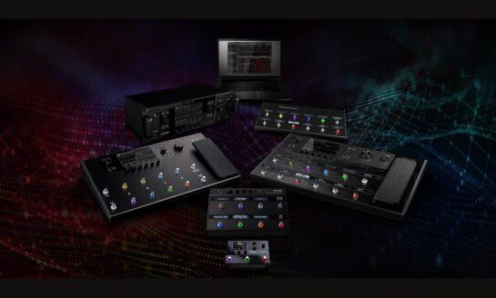 Line 6 – nowy firmware dla rodziny Helix