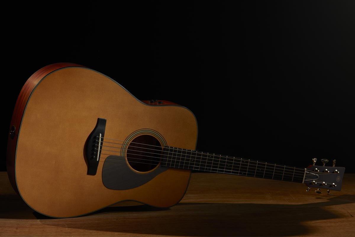 Gitary Yamaha FG / FS Red Label z technologią A.R.E.