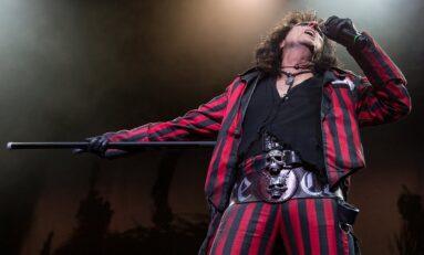 Alice Cooper niemal powiesił się na scenie
