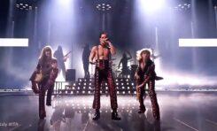 Rockowy zespół Måneskin wygrał konkurs Eurowizji w 2021 roku