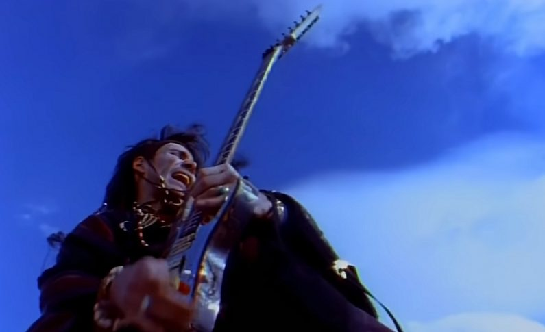 "Steve Vai ""For the Love of God"" - upgrade teledysku"