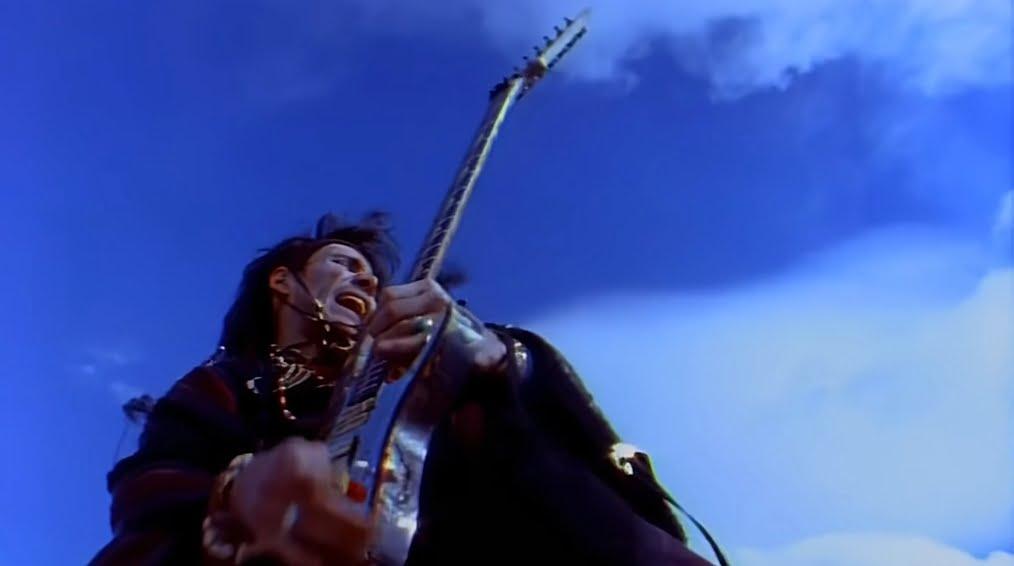 "Steve Vai ""For the Love of God"" – upgrade teledysku"