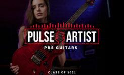 PRS Guitars prezentuje utwory beneficjentów programu Pulse Artist
