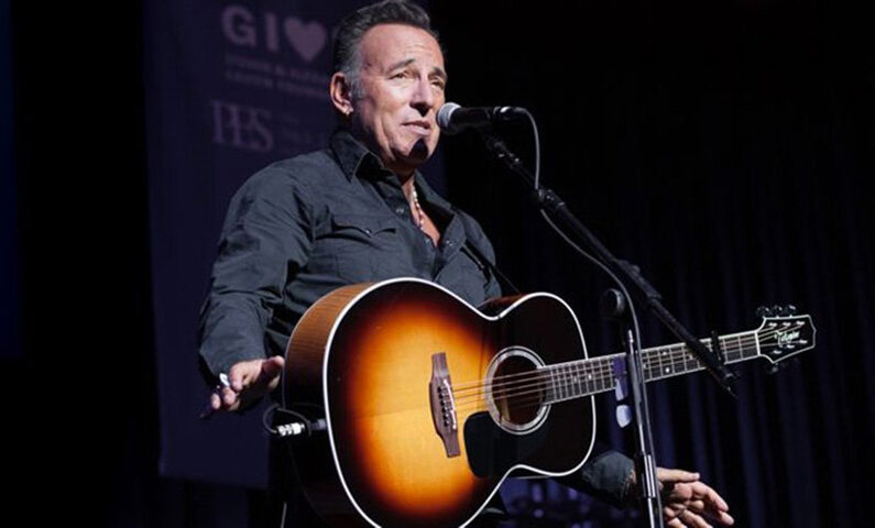 Bruce Springsteen uhonorowany Woody Guthrie Prize