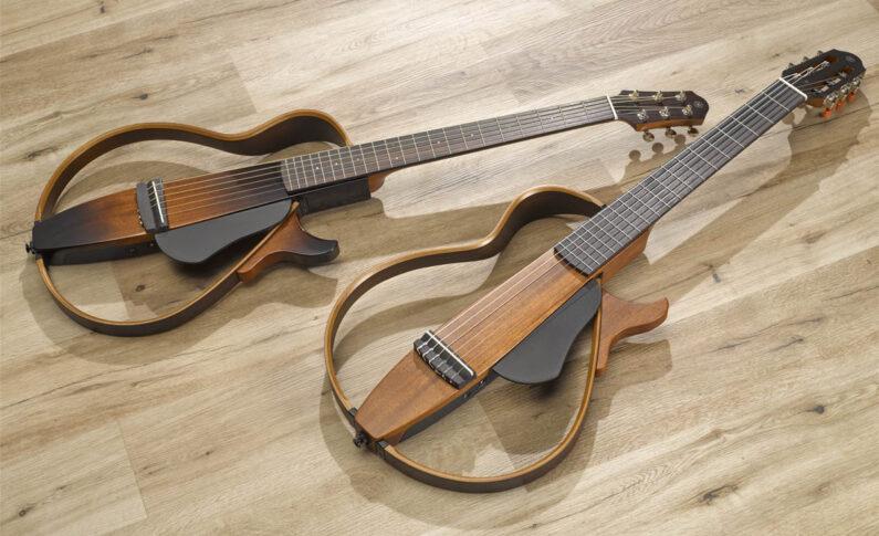 Yamaha SLG200 – gitary z technologią SILENT