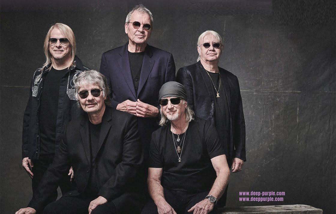 Deep Purple – nowa data polskiego koncertu w ramach trasy The Whoosh! Tour