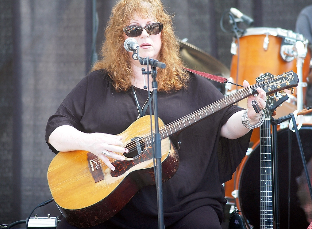 Zmarła Ellen McIlwaine, gitarzystka slide, wokalistka i songwriterka