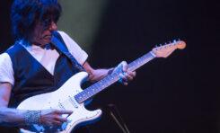 Jeff Beck wspomina Claptona, Page'a, Hendrixa, Zappę i innych