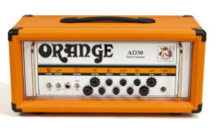 Orange AD30 Twin Channel obchodzi 20. urodziny