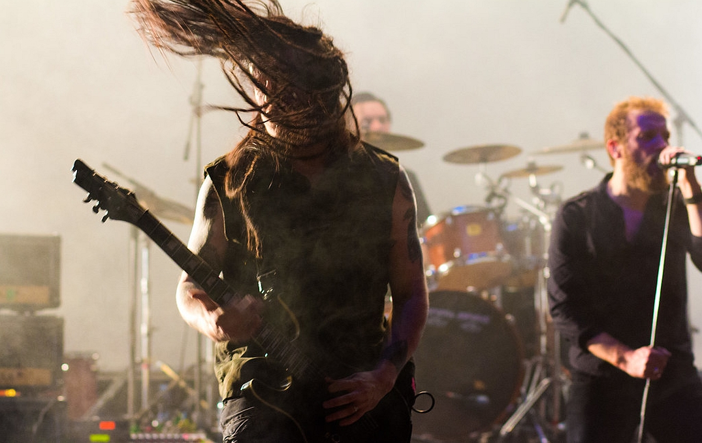 "Paradise Lost publikuje video do kawałka ""One Second"" z nadchodzącej płyty live ""At The Mill"""