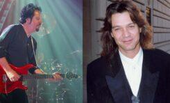 """Eddie Van Halen: """"Stworzyłem potwora"""""""