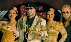"""The Night Flight Orchestra i melancholijno-imprezowy początek lata z singlen """"Burn for Me"""""""