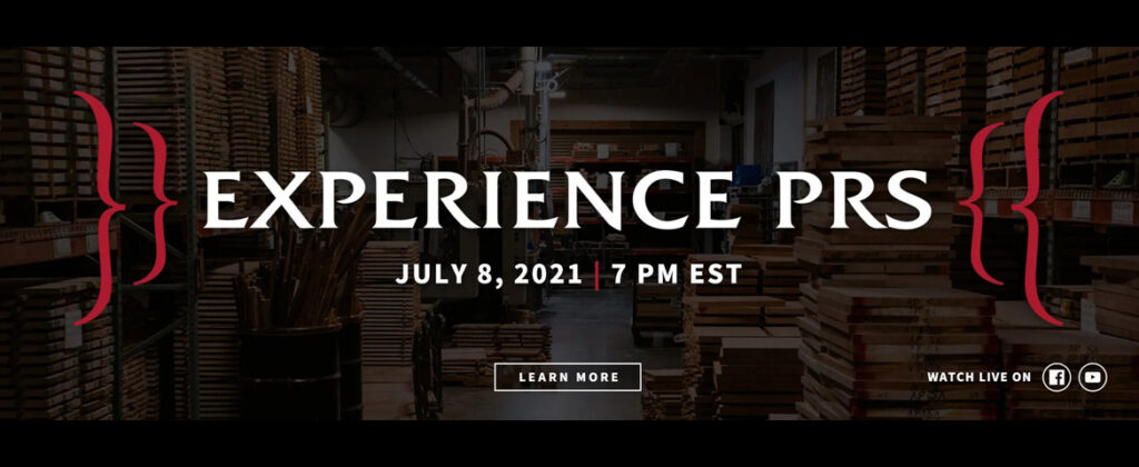 """""""Experience PRS 2021"""""""