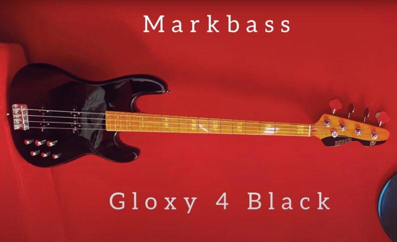 Nowa filmowa prezentacja basu Gloxy firmy Markbass