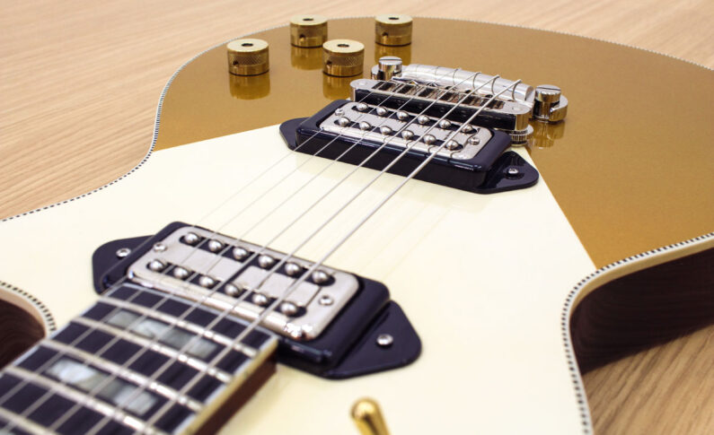 OE-1 – gitara elektryczna firmy Orange Amplification