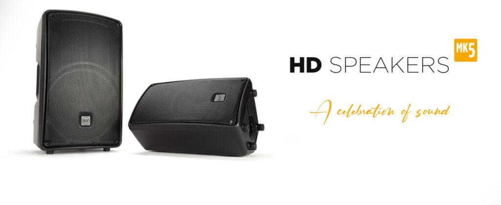 RCF HD 12-A MK5 i HD 10-A MK5 (fot. RCF)