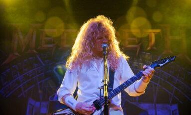 Dave Mustaine zdradził kolejne fakty dotyczące najnowszego albumu Megadeth, w tym jego tytuł