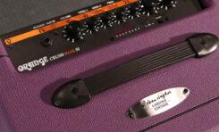 Orange Glenn Hughes Signature Crush Bass 50