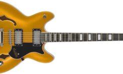 Hagstrom Viking Gold Top dla najciekawszego gitarzysty przeglądu Rytmy Młodych