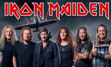 """""""The Writing On The Wall"""" - pierwszy od sześciu lat premierowy utwór od Iron Maiden"""