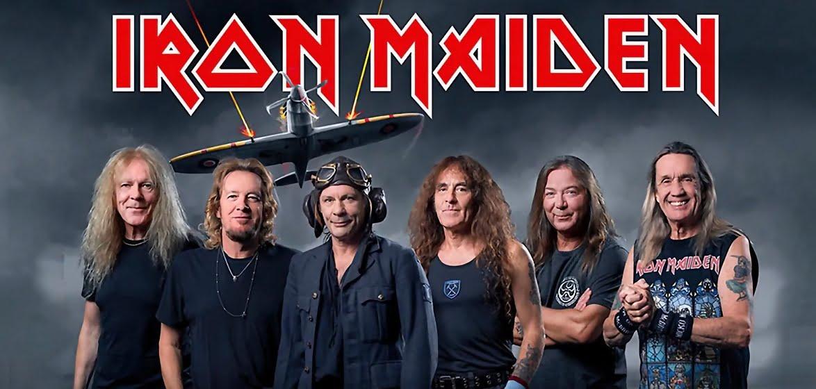 """""""The Writing On The Wall"""" – pierwszy od sześciu lat premierowy utwór od Iron Maiden"""