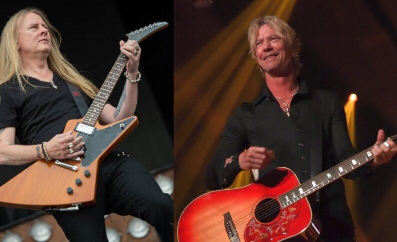Jerry Cantrell nagrał płytę z Duffem McKaganem