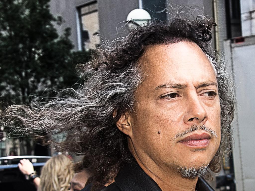 Kirk Hammett dzieli się refleksjami nad szybko upływającym czasem