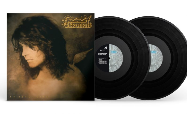 """Szykuje się bogata reedycja """"No More Tears"""" Ozzy'ego Osbourne'a"""
